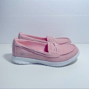 Skechers WaveLite Sneakers | Pink | Size 7.5